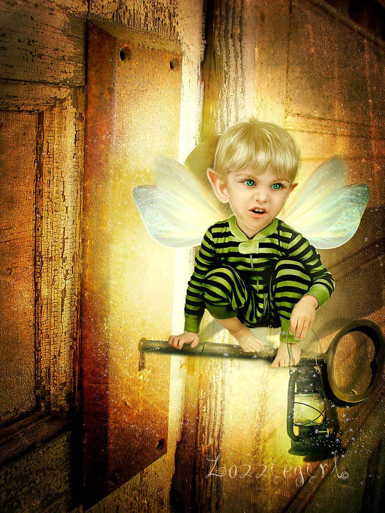Little Visitor by Zozziegirl