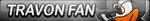 Travon Fan Button by Wolfgangar