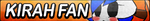 Kirah Fan Button by Wolfgangar