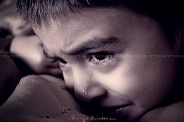 Dont Cry My Love by Andrea-Reyes