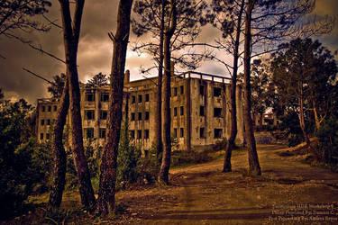 Sanatorium HDR Workshop 9 by Andrea-Reyes