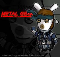Metal Gear Rabbid by MisterIngo