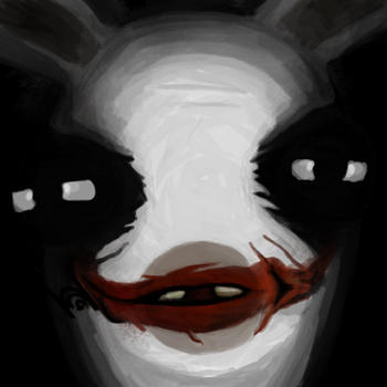 Why so Rabbids? by MisterIngo