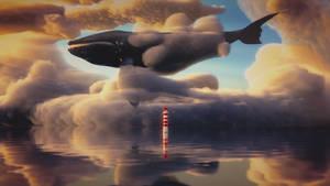 Dreamy sky by IkyuValiantValentine