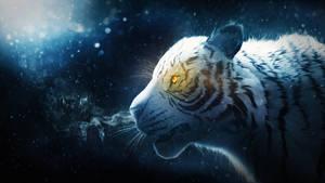 White Tiger by IkyuValiantValentine