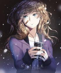 Coffee by IkyuValiantValentine