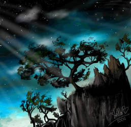 Trees 2 by StellaB