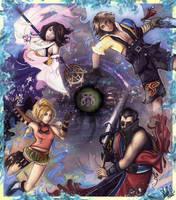 Final Fantasy X by StellaB