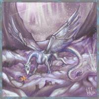 Snow Dragon by StellaB