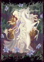 Lady Amalthea by StellaB
