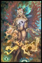 Autumn Fairy by StellaB