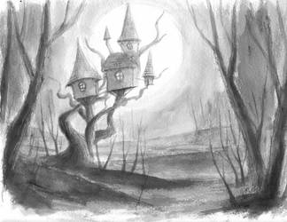 Treehouse practice by RQuack