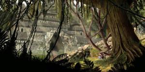 Updated Jungle Matte by RQuack