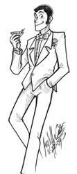 Gentleman by KaleiC