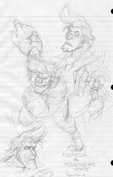Franky Football Scrap by KaleiC