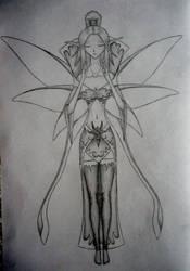 Titania by Exart