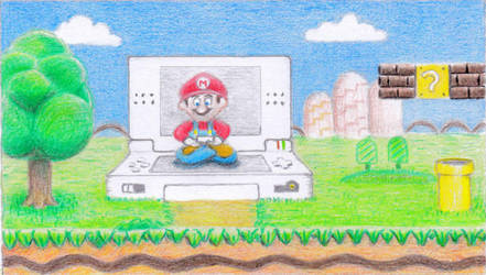 Mario-ds-mania by mamabali