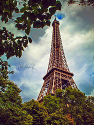 From Paris with love by ad-shor