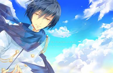 - my boundless skies (boy) - by Blizz-Mii