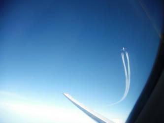 Crazy Plane by SashiSama