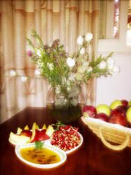 Apples by SashiSama