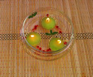 Candles by SashiSama