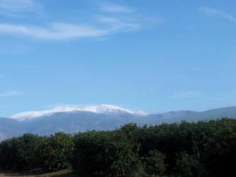 Hermon Mt by SashiSama