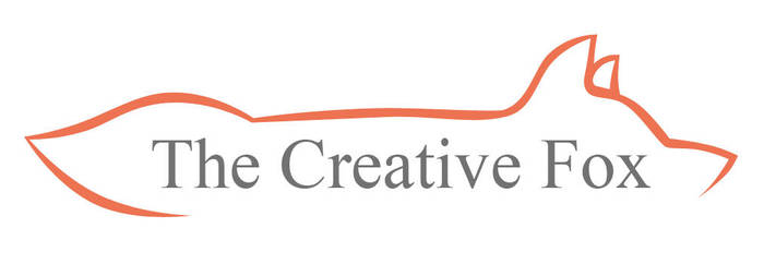 The Creative Fox logo by firefly-dancer