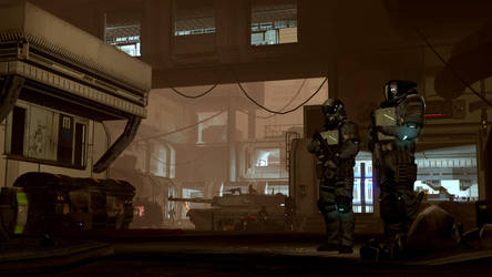 Firebase Ghost by THE-GOO-GOBLIN