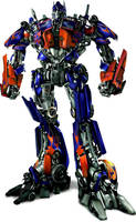 Optimus Prime by wakdor