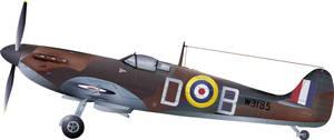 Supermarine Spitfire Mk. VA by wakdor