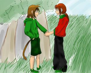 Comm: Handshake by Vesire
