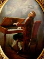 Mozart by porpierita