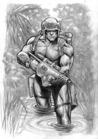 Rogue Trooper by huy-truong