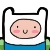 Free avatar: Finn-cute by waterhaze
