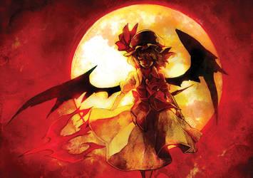 Night of Scarlet by Arlmuffin