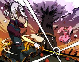 Yuyuko's Dreamland by Arlmuffin