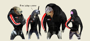 Hoodie Effect by Arlmuffin