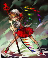 Flandre by Arlmuffin