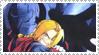 Fullmetal Alchemist  2 by princess-femi-stamps