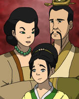 The Richest Family on Earth by Goldencloud
