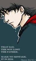 the day the son lost a father by liar-tsu