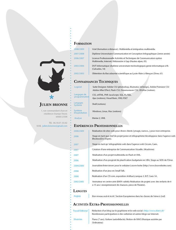Resume by Akashrine
