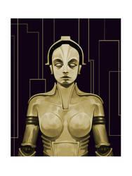 Robot by Trabbold