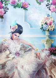 Bride by TanuSim