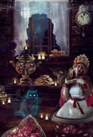 Matryoshka girl by TanuSim