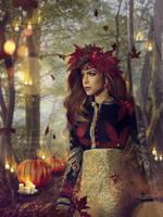 Autumn Queen by TanuSim