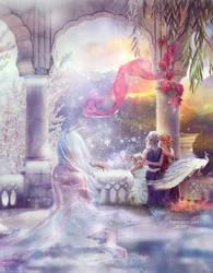 Ice Princess by TanuSim