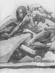 Sketch-5 by FrogStar-23