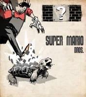 Super Mario by matthewethan